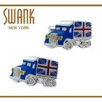 SWANK/スワンク イギリス国旗クルマのカフス C0086
