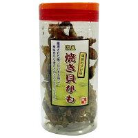 久慈食品 国産 ポット焼き貝ひも 海苔わさび味 110g×12個