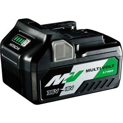 日立工機 36V マルチボルト蓄電池 2.5Ah 冷却残量表示付 BSL36A18