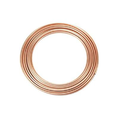 フローバル なまし銅管 コイル銅管-8X1.0X10M