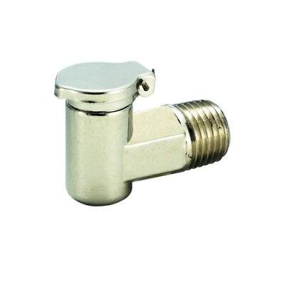 フローバル L型オイルカップ (NLO)  呼びサイズ(PTネジ):1/8 NLO-01