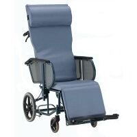 フルリクライニング車椅子 FR-11R (0-9734-01)