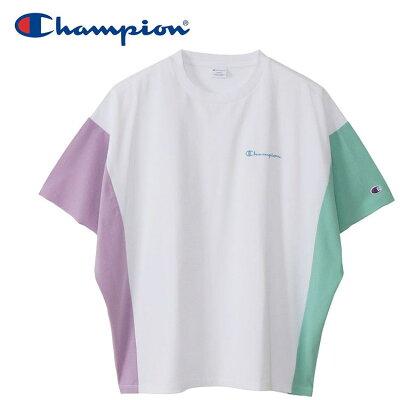 チャンピオン Champion Tシャツ C3-T348-010 メンズ