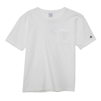 Champion T1011 US Tシャツ ポケット付き MADE IN USA(チャンピオン)  (C5-B303)