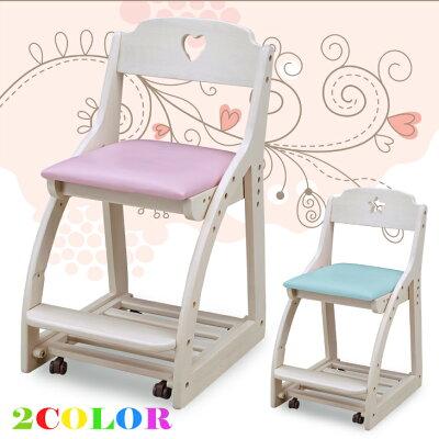 デスクチェア SD-4575 学習椅子 学習チェア 合皮 学習椅子