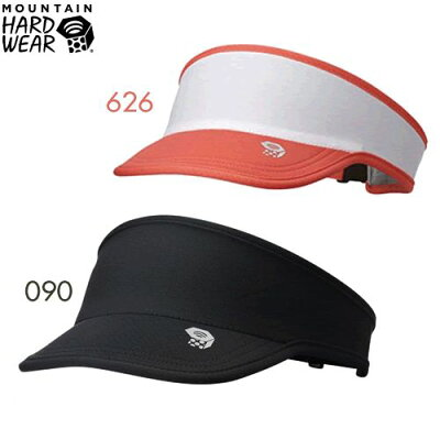 MOUNTAIN HARDWEAR/マウンテンハードウェア OU6424 ペーサーランニングバイザー 090/Black