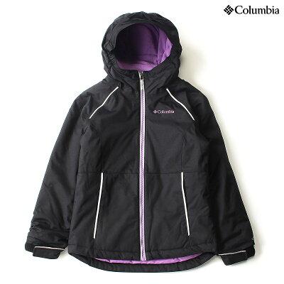 Columbia アルパインアクションIIジャケット 010/Black WG1243