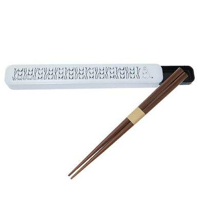 MOOMIN/ムーミン 箸 ムーミン こまったムーミン 北欧 長さ18cm MMLC2022R