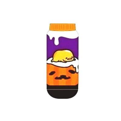 ぐでたま 女性用靴下 レディースソックス ハロウィン かぼちゃ サンリオ 22-24cm HALLOWEEN