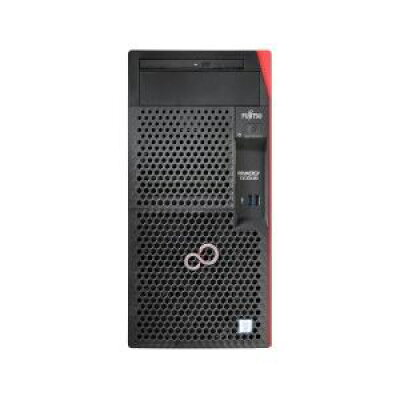 富士通 PYT1313ZGV PRIMERGY TX1310 M3 セレクト Xeon E3-1225v6/ 4GB/ SATA 1TB*2 RAID1/ W2012R2std 2016DG