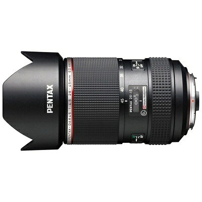 PENTAX カメラ用交換レンズ HD DA645 28-45F4.5 ED AW SR