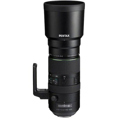 PENTAX 交換レンズ HD DFA150-450F4.5-5.6 ED DC AW
