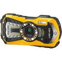 RICOH 防水デジタルカメラ WG WG-40 YELLOW