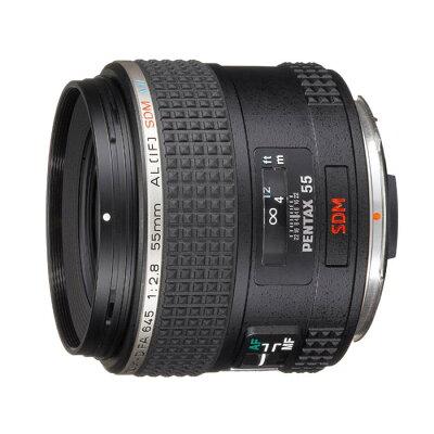 リコー smc PENTAX-D FA645 55mm F2.8 AL IF SDM AW