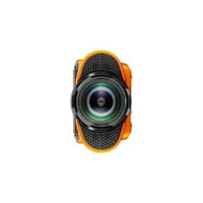 リコー 防水アクションカメラWG‐M2 オレンジ WG-M2OR
