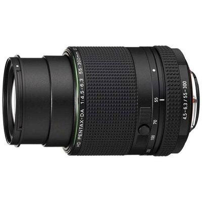 PENTAX 交換レンズ HD DA 55-300F4.5-6.3ED PLM WR