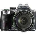 PENTAX K-70 K-70 18-135WRキット SILKY SILVER