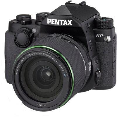 PENTAX KP 18-135WRキット BLACK