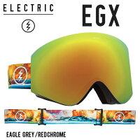 スノーボード ゴーグル ELECTRIC エレクトリック EGX EAGLE GREY/RED CHROME 16-17ELECTRIC gg