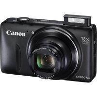 Canon PowerShot SX POWERSHOT SX600 HS BK