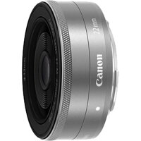 Canon  交換レンズ EF-M22F2 STM SL