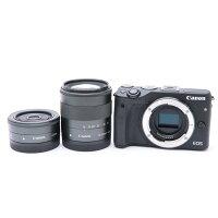 Canon EOS M3 EOS M3 Wレンズキット BK