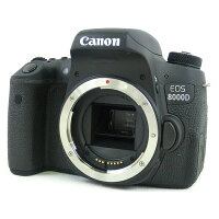 Canon EOS 8000D (W) ボディ