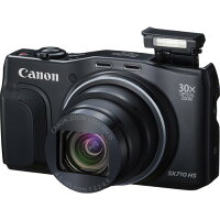 Canon PowerShot SX POWERSHOT SX710 HS BK