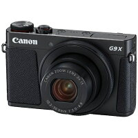 Canon PowerShot G9 X MARK 2 BK
