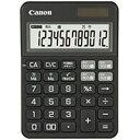 Canon カラフル電卓 KS-125WUC-BK