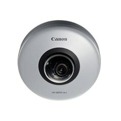 Canon ネットワークカメラ VB-S805D MK II