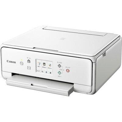 キヤノン インクジェット複合機 PIXUS TS6230 WHITE ホワイト(1コ入)