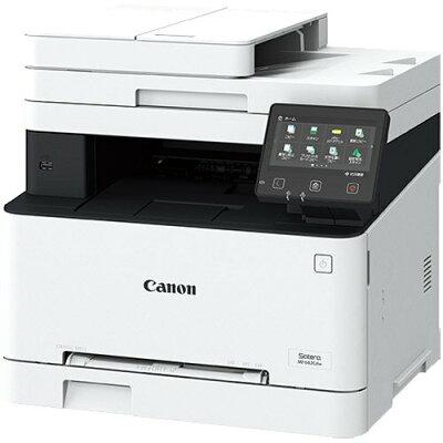 Canon カラーレーザー複合機 MF642CDW