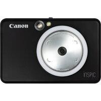 Canon  iNSPiC インスタントカメラプリンター ZV-123-MBK