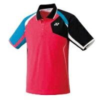 YONEX ユニポロシャツ 10127 色 : ブライトピンク サイズ : M