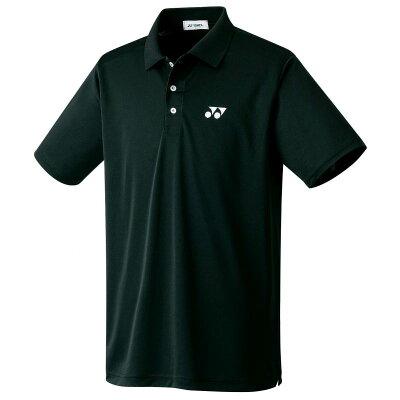 ヨネックス JRポロシャツ ブラック L