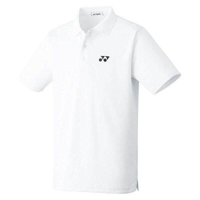 YONEX ユニポロシャツ スタンダードサイズ 10300 色 : ホワイト サイズ : SS