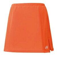 YONEX スカート 26006 色 : サンシャインオレンジ サイズ : XO