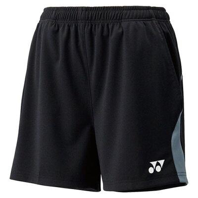 YONEX ユニニットストレッチショートパンツ 15043 色 : ブラック サイズ L