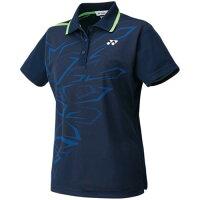 YONEX ウィメンズポロシャツ 20294 色 : ネイビーブルー サイズ L