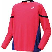 YONEX ユニロングスリーブTシャツ 16249 色 : ブライトピンク サイズ : S