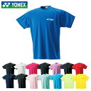 YONEX テニス バドミントン ウェア シャツ メンズ レディースヒマラヤ TシャツRWHI1301ゲームシャツ
