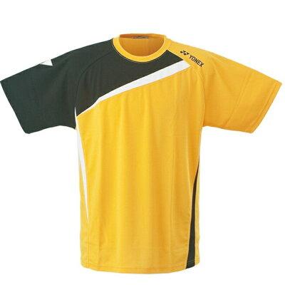 YONEX テニス バドミントン ウェア メンズアシンメトリーTシャツ 半袖RWHI1601