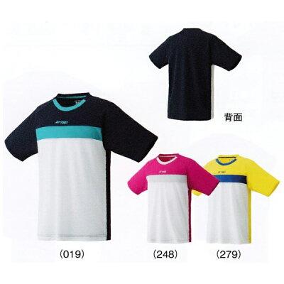 ヨネックス UNI ドライTシャツ16278バドミントン テニス ソフトテニス ウエアユニセックス メンズYONEX