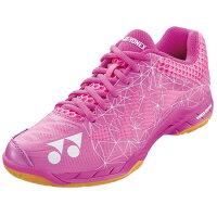 ヨネックス バドミントンシューズ POWER CUSHION AERUS 2 SHBA2L カラー ピンク サイズ 22