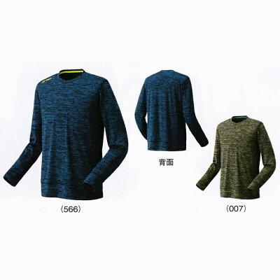 ヨネックス ユニスウェットシャツ 30046 色 : ブラック サイズ : L