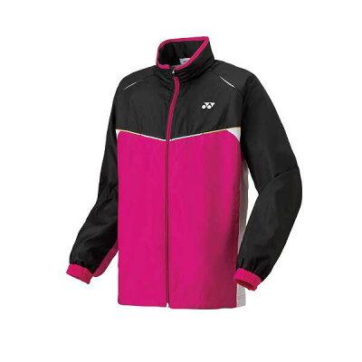 ヨネックス ユニウインドウォーマーシャツ 70058 色 : ロ-ズピンク サイズ : M