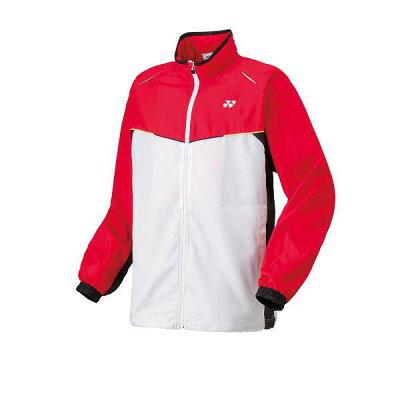 ヨネックス ユニウインドウォーマーシャツ 70058 色 : サンセットレッド サイズ : M