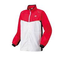 ヨネックス ユニウインドウォーマーシャツ 70058 色 : サンセットレッド サイズ : O