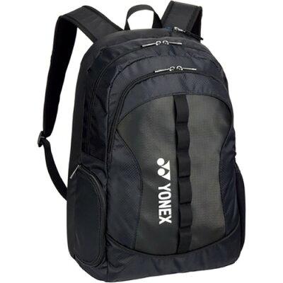 ヨネックス バッグパック テニス2本用 ブラック BAG1818 007(1コ入)